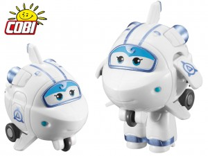 COBI SUPER WINGS Figurka Transformujący ASTRA